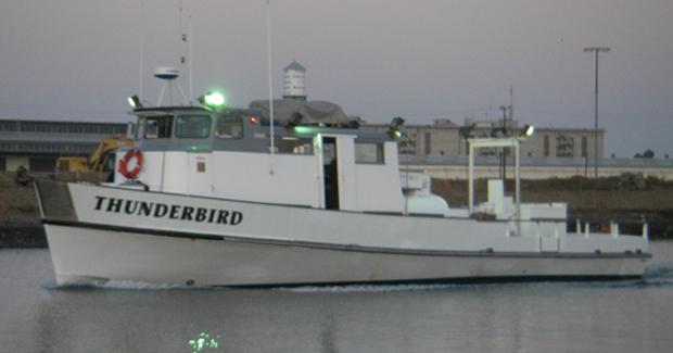 Off the hook sportfishing autos post for Newport landing fish report