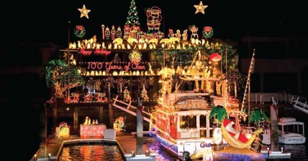 Newport Christmas Parade