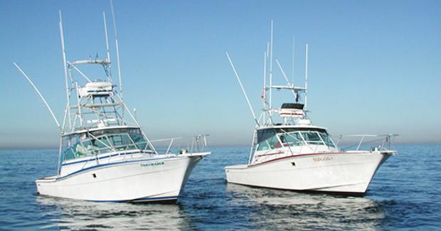 Six Pack Fishing Boat Rental