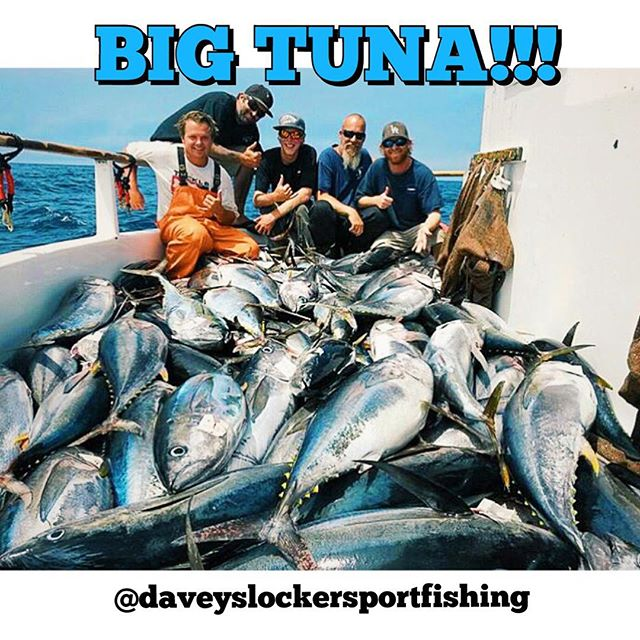 Such An Epic Day 124 Tuna Gt 116 Yellowfin And 8