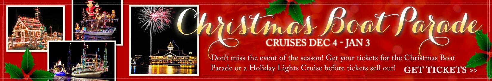 Cruise Newport Beach Holiday Cruises
