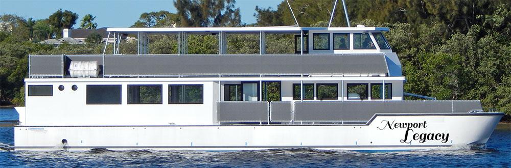 Cruise Ship Rental Newport Legacy Daveys Locker