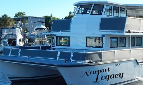 Ship Rentals Fishing & Non Fishing for Summer