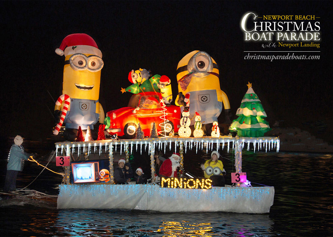 The Newport Beach Christmas Boat Parade Is Just Around The Corner Daveys Locker