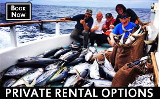 Catalina Island Fishing & San Clemente Island Fishing