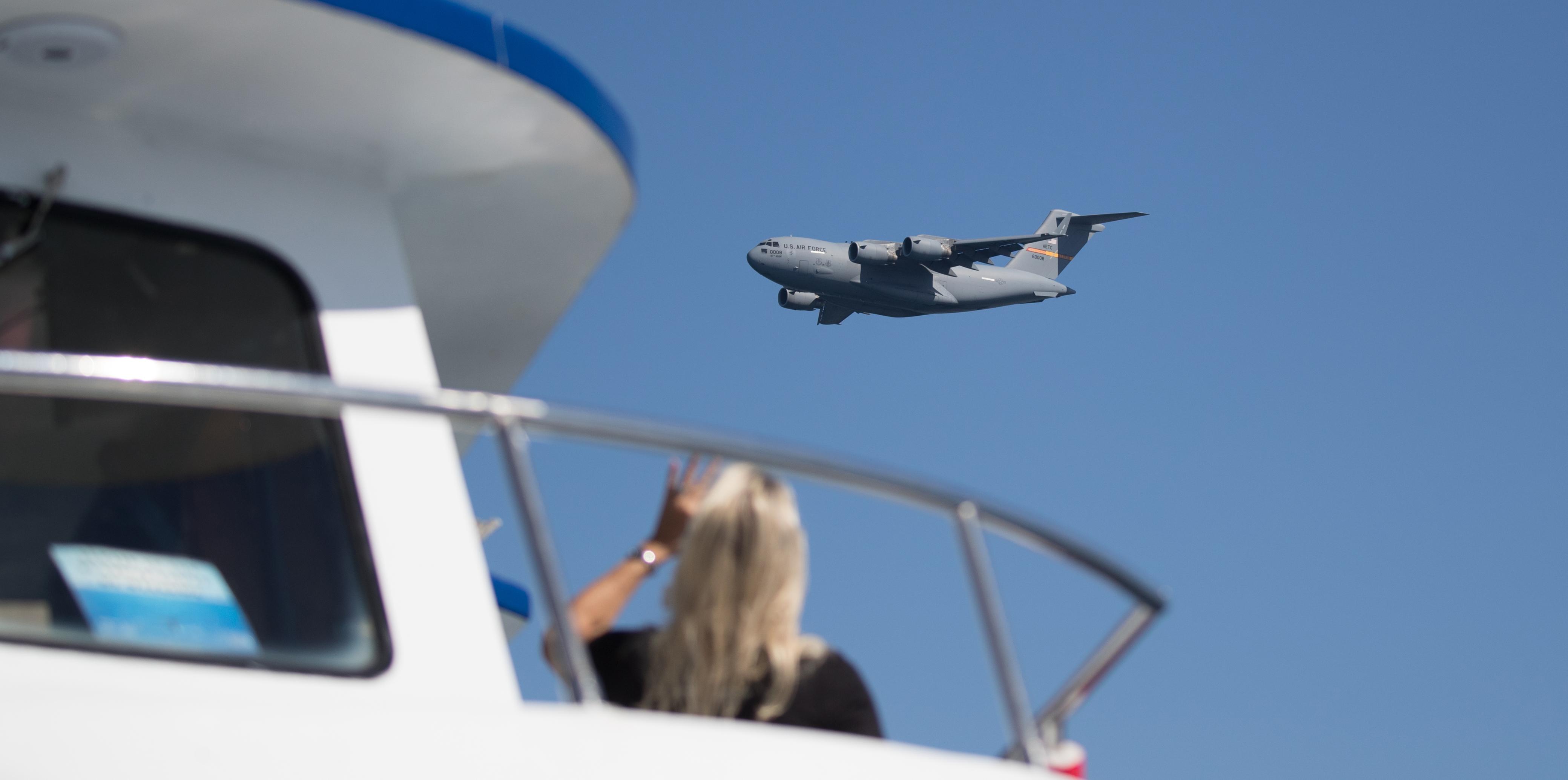 2019 Huntington Beach Airshow