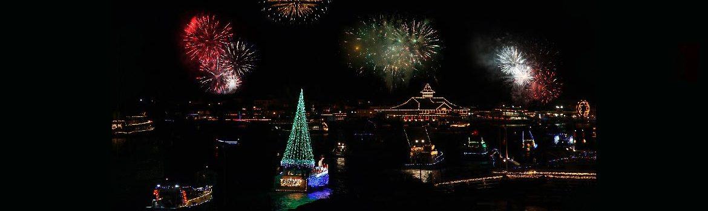 Private Rental Newport Beach Christmas Boat Parade