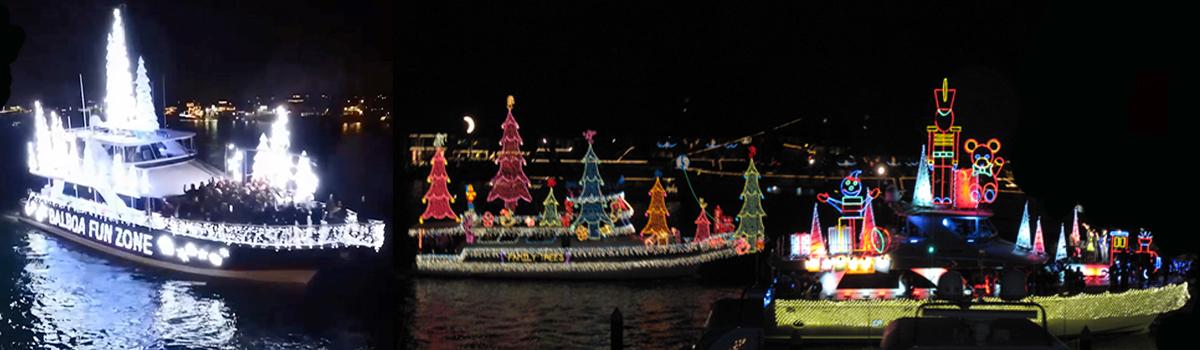 yacht rentals newport beach christmas boat parade